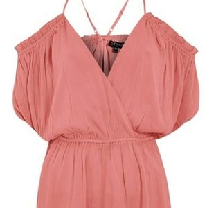 Top shop new with tags romper